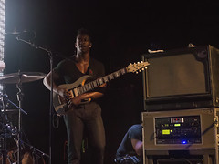 Animals as Leaders (Stephen J Pollard (Loud Music Lover of Nature)) Tags: livemusic concertphotography guitarist guitarrista tosinabasi animalsasleaders