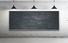 blackboard in room (Escuela Atlántida) Tags: old school abstract black brick art texture college loft design chalk back education pattern message classroom drawing background empty room board grunge banner dirty class retro highschool business note blank frame knowledge data backdrop write concept lesson chalkboard lecture teach blackboard learn elementary