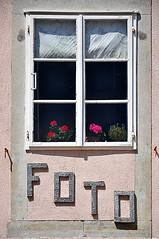 FOTO. (LucaBertolotti) Tags: flowers flower window foto photographer finestra fiori croazia isola hrvatska krk otok veglia otokkrk isoladiveglia