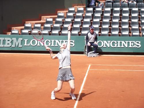 Jana Novotna - Roland Garros 2014 - Jana Novotna