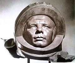 Lev Kerbel. THE FIRST COSMONAUT. 1973 (Evgeny Zhivago) Tags: art russia space astronaut soviet spaceship cosmonaut sovietunion gagarin yurigagarin communistart sovietera      artinthesovietunion