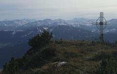 Gipfelkreuz (bookhouse boy) Tags: mountains alps tirol berge alpen tyrol angerberg 2014 inntal embach unterinntal hundsalmjoch 1november2014 draxeralm buchackeralm lettenbichl