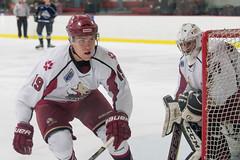 Luke Erickson (mark6mauno) Tags: las vegas ice hockey goalie nikon luke center western casper goaltender states nikkor alexandre