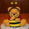 Bumblebee Winnie the Pooh Cake
