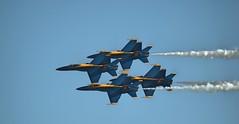 smoke (absolut_purvis) Tags: blue angels wingsoverhouston