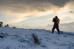 Perth Photography (James Stewart Newton) Tags: winter snow walking landscape james scotland photographer outdoor exploring hills perth newton