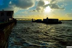 Mersey Landing Stage (kev thomas21) Tags: uk england urban nature water marina liverpool docks photography waves waterfront tide photographers gb shipping mersey pierhead merseyside nikond3200