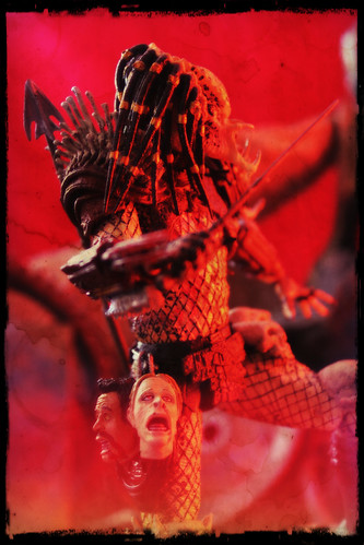 NECA Predator - Bad Blood Predator - a photo on Flickriver