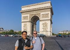 Arc de Triomphe (Endangered71) Tags: paris triomphe arcdetriomphe