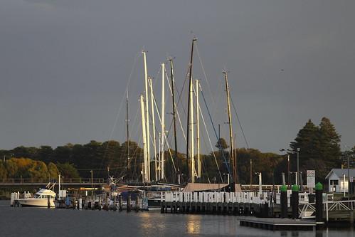 australia victoria yachts