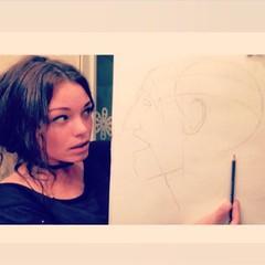 # # #art # # #pencil # (martisha.consul) Tags: art pencil