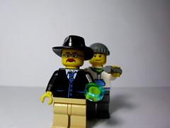 Heisenberg and Pinkman (andresignatius) Tags: lego bad breaking pinkman heisenberg