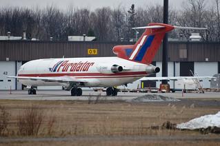 C-GXKF Purolator 727-200F