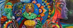 D-lup ft Cejec (cejec) Tags: patagonia graffiti mural cultura magallanes mapuche puntaarenas indigena puq
