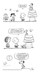 Festa di Capodanno (Peanuts Reloaded) Tags: snoopy woodstock charliebrown linusvanpelt lucyvanpelt peanutsreloaded capodanno 2015 festa comics drawing snoopyfriends snoopyandfriends linus lucy