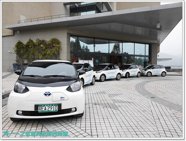 日月潭南投旅遊景點低碳鐵馬電動車電動船雲品下午茶image070