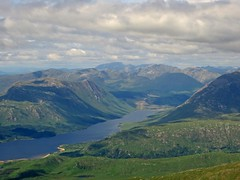 The Head of Loch Etive (RoystonVasey) Tags: mountain canon scotland ben walk horseshoe hs munro cruachan stob poweshot daimh sx260