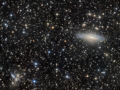 Galaxies in Pegasus (NGC7331 and Stephan's Quintet) (Oleg Bryzgalov) Tags: pegasus deepspace astrophoto ngc7331 ngc7335 ngc7337 ngc7317 ngc7319 ngc7320 stephansquintet astrometrydotnet:status=solved ngc7318 astrometrydotnet:id=nova947363