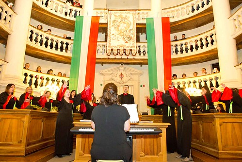Natale 2014_Coro Gospel Sala Tricolore