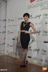 Angy en los Premios Broadway Spain