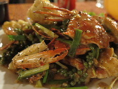 "Crabe frit, sauce au poivre vert de Kampot <a style=""margin-left:10px; font-size:0.8em;"" href=""http://www.flickr.com/photos/83080376@N03/16079886175/"" target=""_blank"">@flickr</a>"