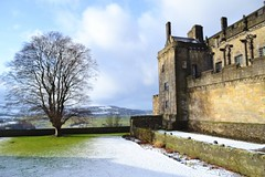 Stirling Castle (Michelle O'Connell Photography) Tags: winter landscape scotland stirling scottish landmark historical iconic stirlingshire maryqueenofscots ancientmonument 12thcentury kingsknot jamesiv warsofindependence stirlingsill michelleoconnellphotography