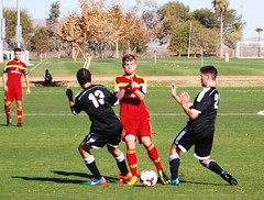 "RSL-AZ U-17/18 vs. Juventus Sport Club • <a style=""font-size:0.8em;"" href=""http://www.flickr.com/photos/50453476@N08/16158107179/"" target=""_blank"">View on Flickr</a>"