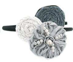 5th Avenue Silver Headbands K1 P6210A-4