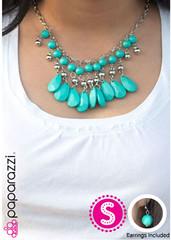 Glimpses of Malibu Necklace K1A P2710A-1