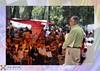 Embajador de Bolivia en México (zombyy) Tags: 6 méxico de df bolivia agosto folklor 2014 tinku wayna caporal boliviadanza acbol iskaywary