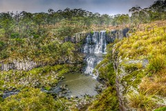 Ebor Falls - New South Wales (andrew.walker28) Tags: new england guy water wales river south australia fawkes falles ebor