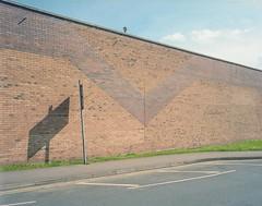 Bailiff Street (Andy Feltham...) Tags: street 120 wall mediumformat northampton kodak northamptonshire 6x7 portra400 mamiya7 65mmf4