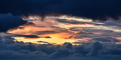 DSC_6744.jpg (littlestschnauzer) Tags: ominous dark brooding clouds sunset evening sky weather may 2016 yorkshire uk skies above stormy layers depth layering emley british cloud nikon d7200