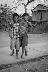 Friendly Locals, Amazon, Peru (Geraint Rowland Photography) Tags: love boys amazon friendship happiness candidphotography childphotography peruvians peruvianboys canon5d2 travelinperu visitperu geraintrowlandphotography blackandwhitestreetphotographyinperu amazonriverinperu southamericanphotographybygeraintrowland peruvianportraitsbygeraintrowland