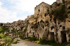 Decay of Matera (Angela Bucci) Tags: italy landscape nikon rocks decay nikkor matera sassi ruines cityofculture2019