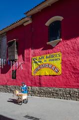 Vendedor de helados (Andrs Photos 2) Tags: streets bolivia ciudad lapaz calles altiplano sudamerica elalto lasbrujas