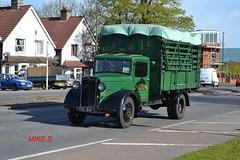 Bedford 'S & A Bowen Ltd' reg CKL 941 (erfmike51) Tags: bedford lorry rigid hcvslondontobrightonrun2016 sabowenltd