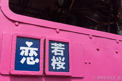 Pink SL at Wakasa Railway (39) (double-h) Tags: sl tottori jnr steamlocomotive c12   eos6d  ef2470mmf4lisusm  pinksl wakasarailway  c12 c12167 wakasastation classc12 c12 sl