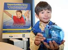 Growing opportunities to save (BC Gov Photos) Tags: education savings rbc bcgovernmentbritishcolumbiabc bctesg