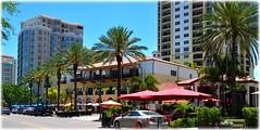Beach Drive - St Petersburg, Florida (lagergrenjan) Tags: beach drive st petersburg florida restaurants condos