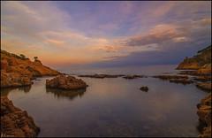 Aigua Xelida (antoniocamero21) Tags: color marina foto sony paisaje girona catalunya aigua begur xelida