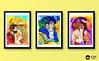Ilustração: Dia dos Namorados - De duas, uma (De duas, uma) Tags: gay art love boyfriend illustration watercolor girlfriend couple arte drawing amor carinho beijo quadro namorada vandal abraço draw casal decoração camiseta namorados ilustração aquarela namorado diadosnamorados valentinedays urbanarts hétero deduasuma