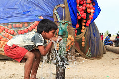 I drink because I'm thirsty (Nithi clicks) Tags: water drink thirsty