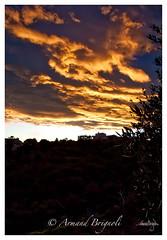 Crpuscule (armandbrignoli) Tags: crpuscule nuit tomber twilight nuage ciel cloud sky canon 5d2 coucher de soleil
