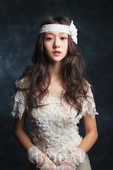 [婚紗]-EMILY (Chris Photography(王權)(FB:王權)) Tags: wedding girl weddingdress bridal 婚紗 1dx 陳怡君 2470lii