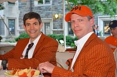 Rob And Jordan At Dinner (Joe Shlabotnik) Tags: rob princeton reunions 2016 princetonuniversity jordank princetonreunions afsdxvrzoomnikkor18105mmf3556ged may2016 reunions2016