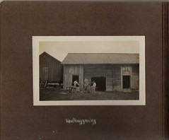 From the old family album (catarina.berg) Tags: buildings sweden sverige oldhouses vrmland
