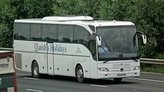 Daish's Coaches BJ16 KYO (tubemad) Tags: mercedes kyo m4 tourismo daishs bj16
