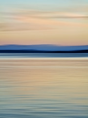 afterglow (salalstudio) Tags: ocean sunset seascape painterly abstract pastel pacificnorthwest icm intentionalcameramovement