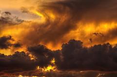 DSC_0078 yavapai point sunset hdr 850 (guine) Tags: grandcanyon grandcanyonnationalpark rocks sunset hdr qtpfsgui luminance